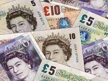 """英國各界擔憂""""硬脫歐""""風險 英鎊匯率跌至近期低點"""