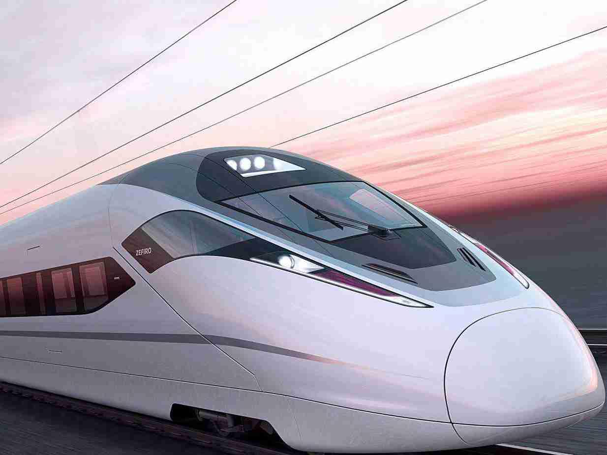里程世界第一!我國成為唯一高鐵成網運行的國家