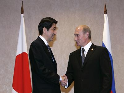 安倍與普京5日將會面 力爭打破和平條約談判僵局