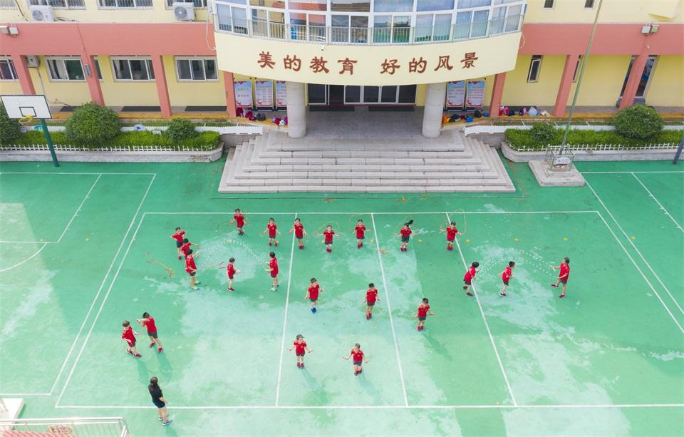 【青島面孔28】驚艷世界的跳繩小將