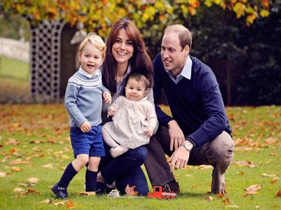 英國夏洛特公主上學了 威廉王子:第一天她非常興奮