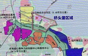 青島看亮點〡橋頭堡國際商務區:打造未來典范之城