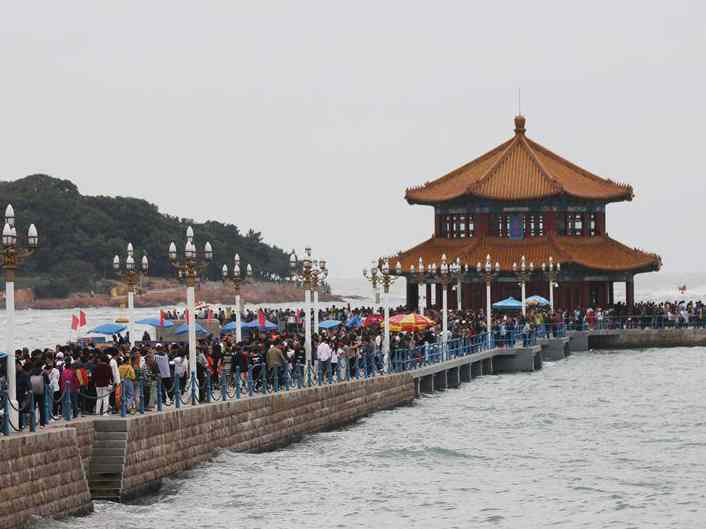 最美是中秋!小長假期間青島共接待游客186.53萬人