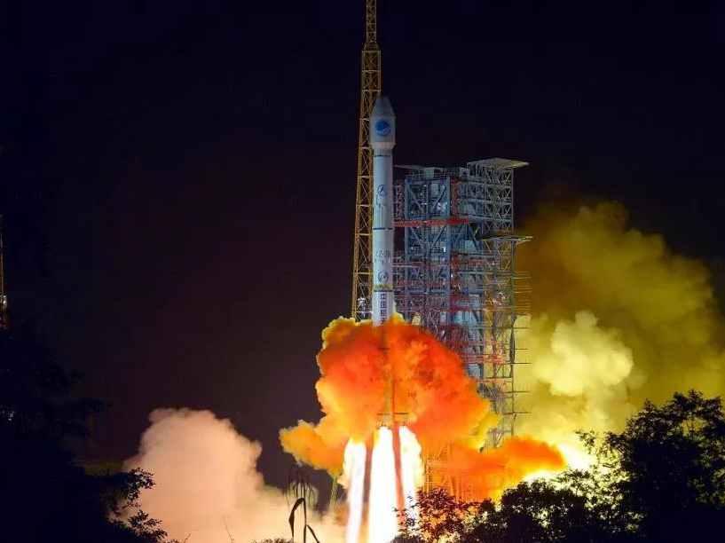 """我國發射兩顆北斗三號衛星 北斗系統""""一箭雙星"""""""