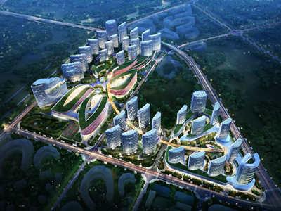 青岛国际大健康产业化基地规划方案通过专家评审