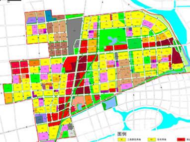 城阳两大片区详细规划出炉,规划面积达2332公顷
