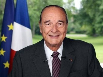 法國前總統希拉克逝世 政治遺產長存