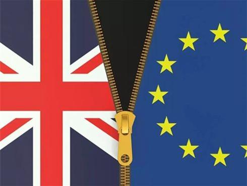 """智庫:""""無協議脫歐""""恐使英國債務升至50年新高"""