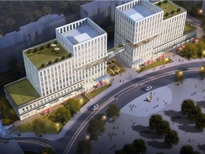 占地超6000平!浮山新區規劃新建商業和農貿市場