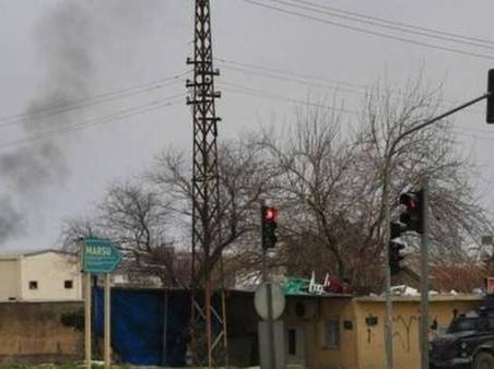 土耳其地面部隊進入敘利亞東北部 老百姓紛紛逃難