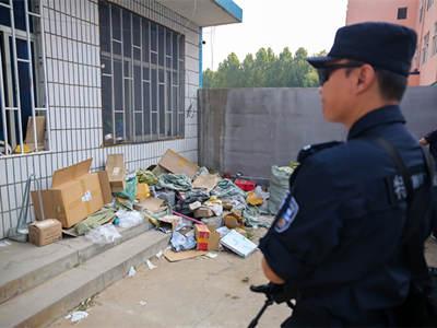 你買的名牌可能made in Pingdu,青島搗毀一制假售假窩點!