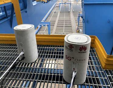 山東聯通在青島港開通5G商用網絡 首次實現5G SA工業級控制