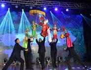 頂尖木偶藝人聚會 青島首屆木偶文化藝術節開幕