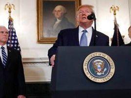 特朗普宣布将取消对土耳其的制裁措施
