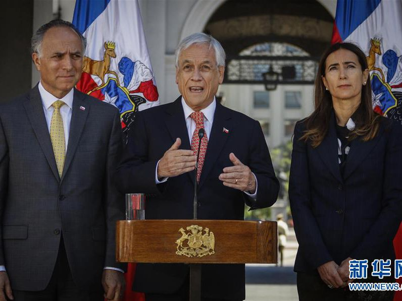 智利宣布放弃主办APEC峰会和联合国气候变化大会