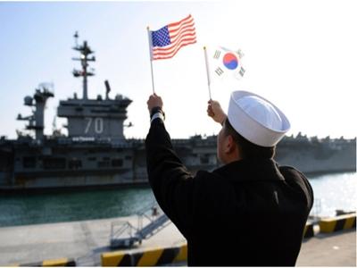 美否認擬從韓國撤出部分駐軍 要求韓方撤回相關報道