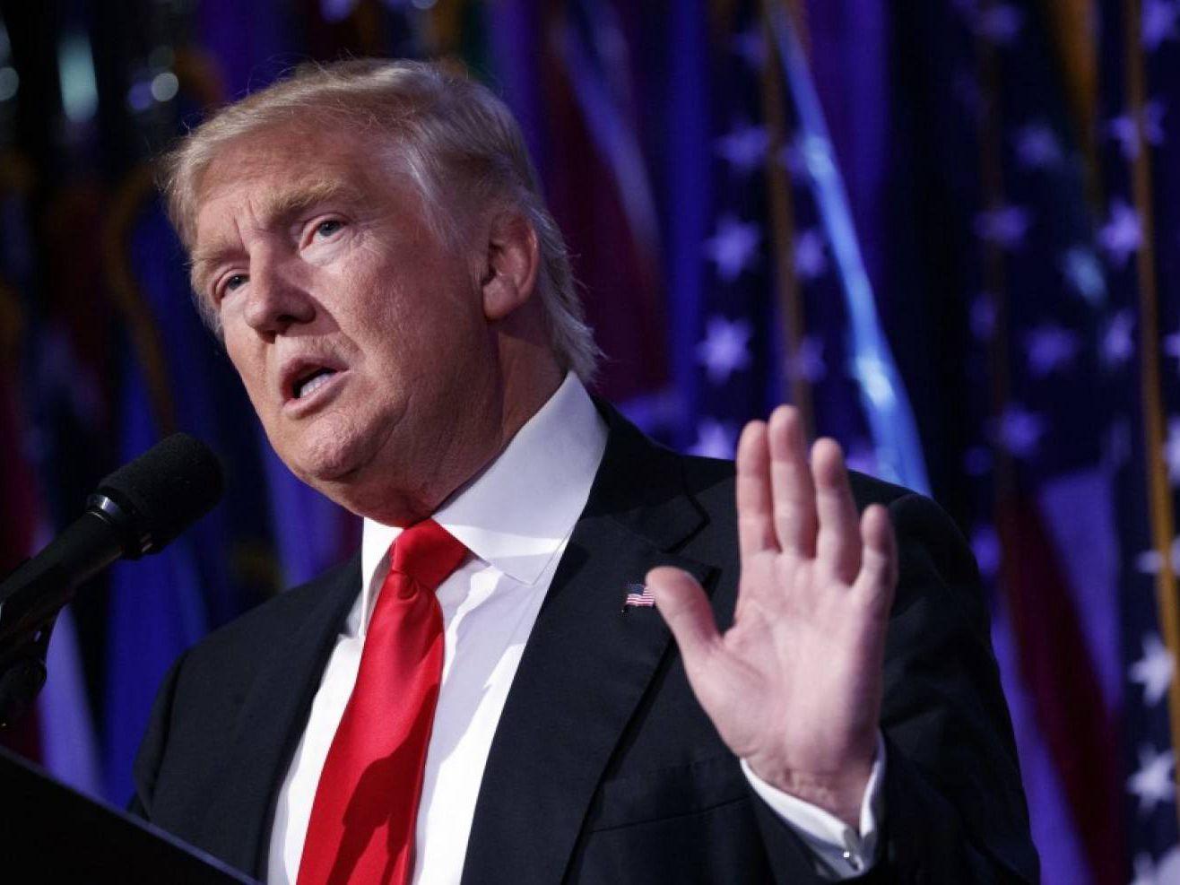 特朗普競選活動不再向彭博新聞社記者開放