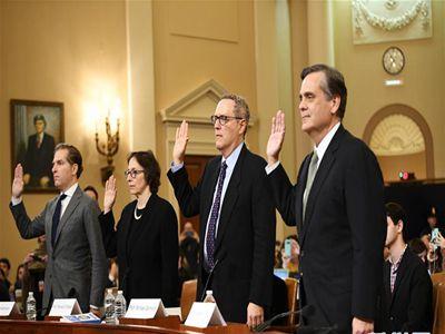 美國會眾議院司法委員會舉行首場特朗普彈劾調查聽證會