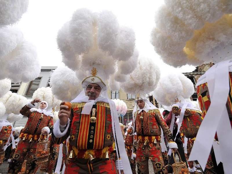 歧视犹太人 比利时狂欢节遭文化遗产除名