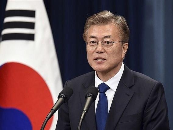 韩国总统文在寅提名新国务总理人选