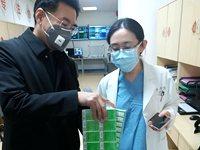首批青島造微生態藥品已送達 將覆蓋全市定點收治醫院