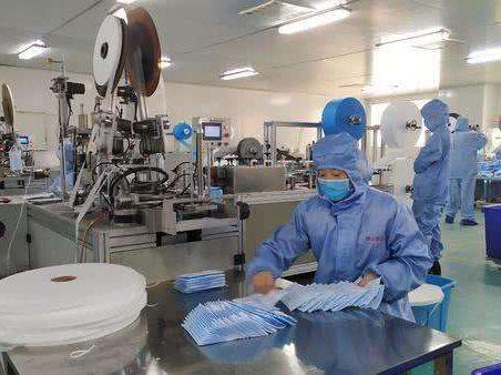 發展改革委:我國醫用N95口罩日產能突破100萬只