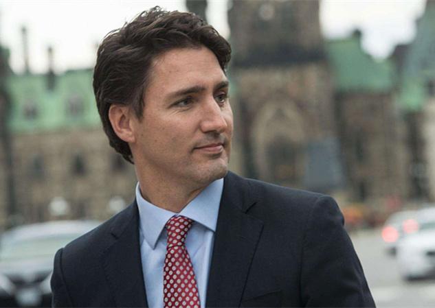 加拿大總理特魯多進行自我隔離