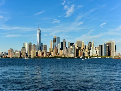 美國紐約市確診病例升至329例 全市學校停課