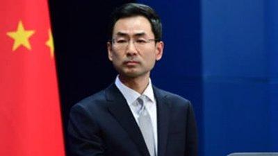 外交部:希望美方個別人停止污名化中國