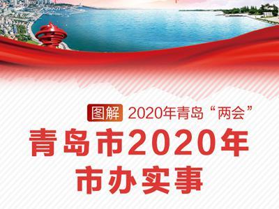 一圖讀懂丨青島市2020年市辦實事