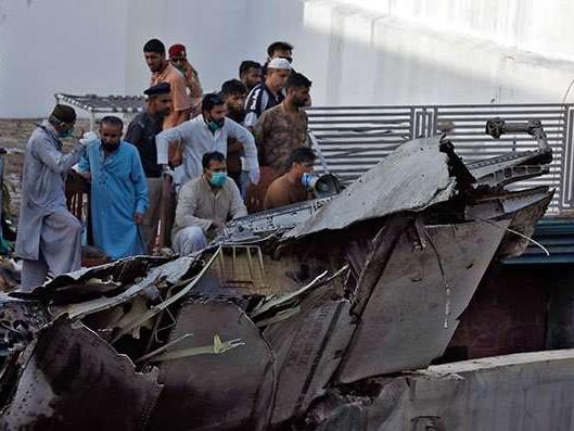 巴基斯坦客機失事初調查疑問重 完整報告三月內公布