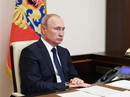 普京:修憲全民公投7月1日舉行