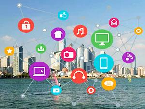 青島:逐浪工業互聯網