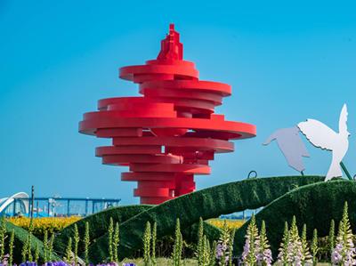 青島連續4年入選全省建筑業5強市