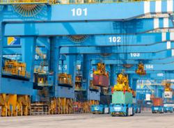 青島前5個月外貿進出口總值2374.4億元
