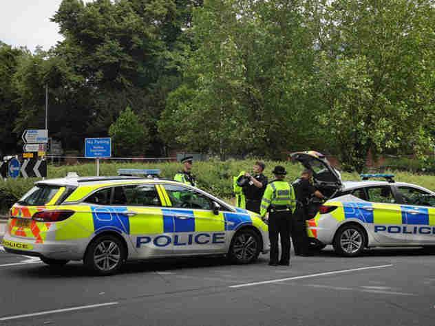 英警方宣布雷丁市持刀襲擊事件為恐怖行為