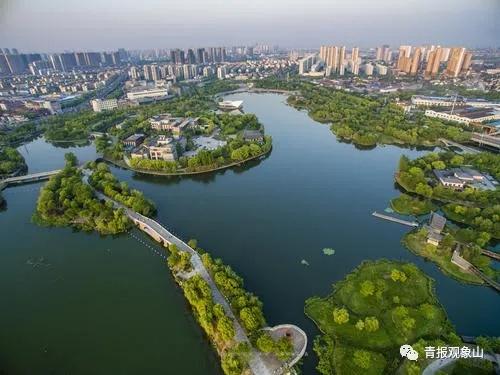 观象山|结束上海之行后,青岛市委书记带队去了无锡