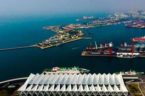 上半年青島實現服務進出口447.5億元