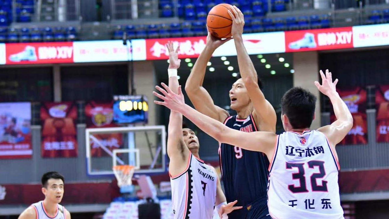 史詩般逆襲!CBA總決賽第二場遼寧勝廣東