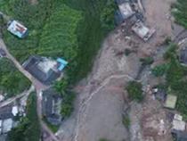 強降雨致四川31條江河出現超警超保水位
