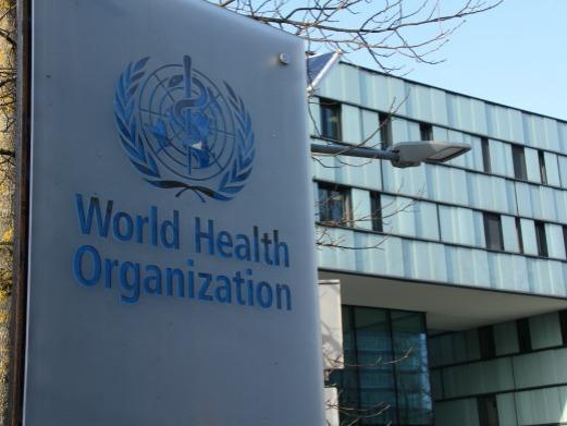 世衛組織:新冠病毒在中國傳播水平極低