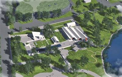 期待!圓明園博物館今年啟動建設