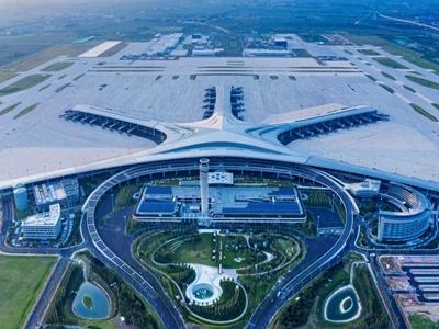 青島日報聚焦 | 膠東國際機場:讓天地更開闊