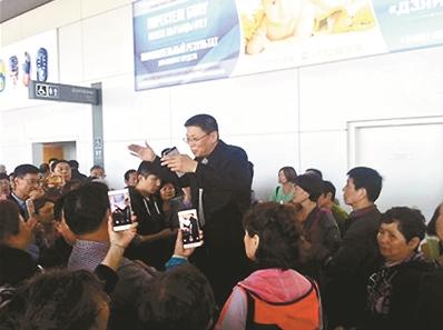 满载中国乘客的客机在哈迫降乘客已获妥善安置