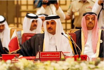 卡塔尔外交部:调查证实埃米尔亲伊声明由黑客发表