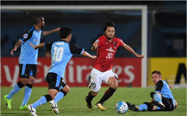 亚冠-浦和5-4逆袭川崎晋级 半决赛战上港
