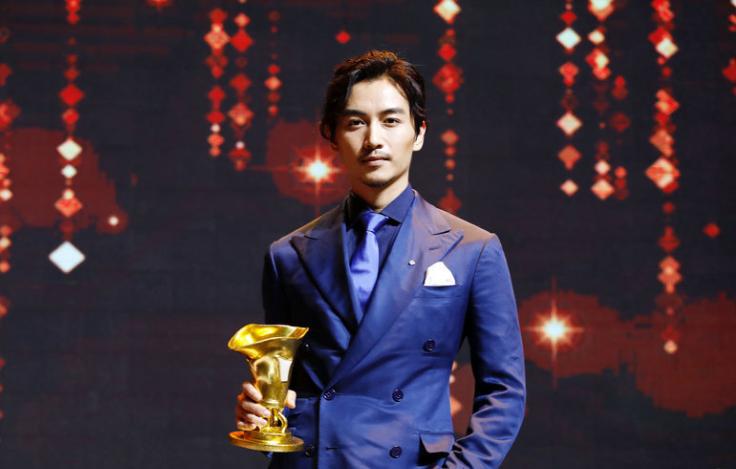 2017亚洲影响力盛典 明星传递榜样正能量