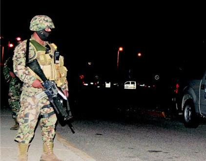 墨西哥北部发生枪击事件 至少14人死亡8人受伤