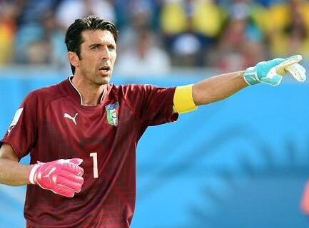 布冯:意大利需要我会回来 加图索能提升米兰