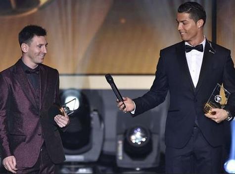 梅西赢了数据输金球 18年C罗靠欧冠+世界杯
